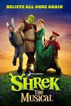 Shrek el Musical (2013)