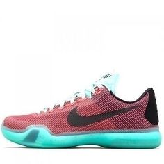 NEW Men's NIKE Kobe X - 705317 808 Berry/Silver Easter Basketball SZ 10.5 Clothing, Shoes & Accessories:Men's Shoes:Athletic #nike #jordan #shoes $135.00