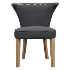 Uttermost Dasen Wingback Chair - 23254