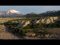 ▶ Landslide and Return Of Life - YouTube - Mt. St. Helens