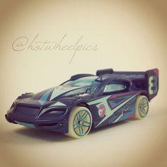 Time Tracker - 2015 Hot Wheels - HW Race: Night Storm #hotwheels | #diecast | #toys | #hwp2015ml
