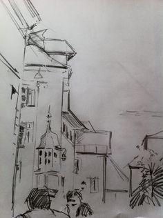 Die Altstadt von Solothurn von Lucia D'Aiuto gekonnt und mit Talent in Szene gesetzt. Dickes Kompliment an die Verfasserin - bravissima!