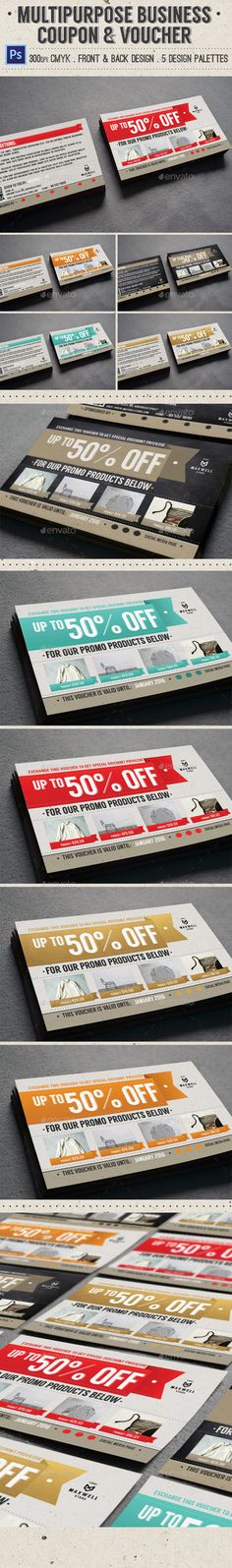 Winter Ice Gift Voucher Gift vouchers, Print templates and - business coupon template