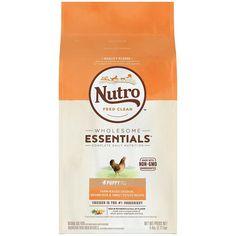 Nutro Wholesome Essentials Puppy Farm-Raised Chicken, Brown Rice & Sweet Potato Dry Dog Food
