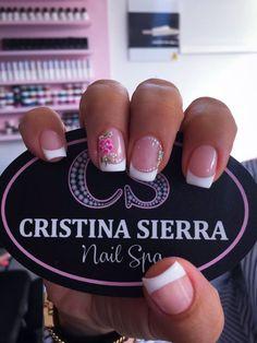 Nail Trends, Love Nails, Short Nails, Class Ring, Finger, Nail Designs, Nail Polish, Nail Art, Designed Nails