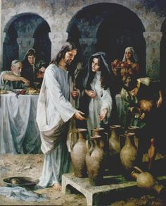 Mary Magdalene and Jesus? Pictures Of Jesus Christ, Religious Pictures, Bible Pictures, Christian Images, Christian Art, Catholic Art, Religious Art, Jesus Painting, Bible Illustrations