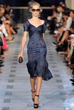 Zac Posen - Spring 2012 Ready-to-Wear