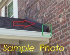 Vise versa in some cases both are installed at least one for Roof diverter flashing