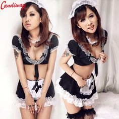 Maid costume porn