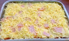 Pastry Cook, Oven Chicken Recipes, Greek Recipes, Hawaiian Pizza, Macaroni And Cheese, Cabbage, I Am Awesome, Food And Drink, Noodles