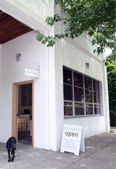 #glassybaby #madrona studio  hot shop opened it's doors in 2007 | 3406 east union street seattle, wa 98122 |