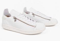 newest a9f76 0d68b Y-3 Presents Its Modern Take on the adidas Stan Smith