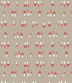 NEED. #mushroom fabric