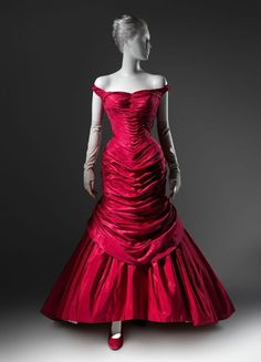 """Tree"" by Charles James, 1955 From the Metropolitan Museum of..."