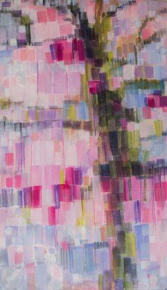 Buy Artwork | Abstract Tulip by Martie De Wet | StateoftheART