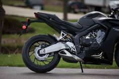 New 2014 Honda CBR 650F Motorcycles For Sale in Wisconsin,WI. 2014 Honda CBR 650F, 2015 Honda® CBR® 650F ABS Forget About Limits Bikes used to be arranged around how big their engines were: 250, 500, 750 or 1000cc. Then inflation set in, and 500s became 600s, and the 750s became 800s. Unless you were racing in a special displacement grouping, it all seemed a little silly. Didn t we all just want a great motorcycle, regardless of some arbitrary engine size? Well, that s what you get with…