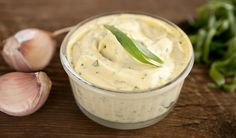 Tarragon Aioli   By: Stefano Faita   This French-style garlic mayonnaise is flavoured with aromatic tarragon. Serve with French fries, grilled fish or steamed asparagus.   From: cbc.ca