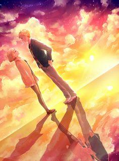 Kyoukai no Kanata (Beyond The Boundary) Image - Zerochan Anime Image Board Manga Anime, Anime In, Anime Amor, Anime Nerd, I Love Anime, Me Me Me Anime, Manga Art, Mirai Kuriyama, Desenhos Love
