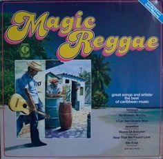 Various - Magic Reggae GER 1979 LP Vinyl near mint