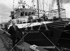 09 March 1964 Third Irish Boat Show Opening Day at the R. Picture shows a general view of the show prior to the opening of the event. Fishing Vessel, Opening Day, Photo Archive, Picture Show, More Photos, Dublin, Marines, Boats, Ireland