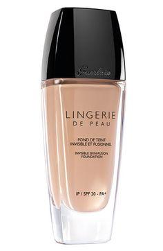 Guerlain 'Lingerie de Peau' Invisible Skin-Fusion Foundation $58.00