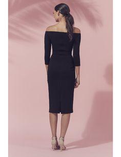 Brigit Dress  — MATEA: Woman's designer fashion online | Australian designer woman's dresses | Timeless designer garments