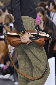 Chloé at Paris Fashion Week Spring 2014 - StyleBistro