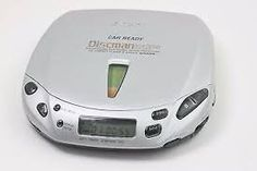 Sony D-E446CK Discman ESP2 Portable CD Compact Disc Player