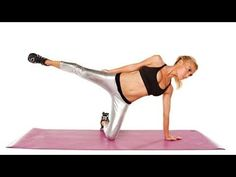 FULL WORKOUT: 8 Workout Moves with Tracy Anderson