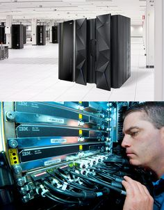 Mainframe Muscle | IBM Z Series