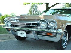 Chevrolet Impala, 1965.
