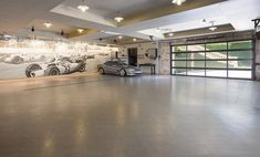 Dream Garage in Dallas mansion - Now, what cars would you fill it with, since budget is obviously not a problem?