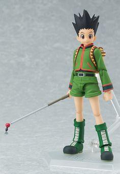 Hunter × Hunter figurine Figma Gon Freecss Max Factory