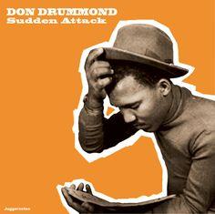 DON DRUMMOND Sudden Attack