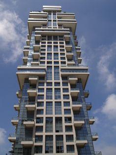 Residential Skyscraper... Tel Aviv, Israel...