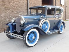 1930 FORD MODEL A...Re-Pin brought to you by #ClassicCarInsurance at #HouseofInsurance Eugene Oregon. Ask about agreed value policy(S).