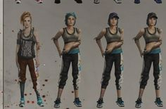 Dead by Daylight Concept Art Player