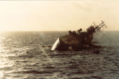 a thousand ships for the queen in its jubilee. your dear Majesty here is number 1001 HMS Coventry sunk by the Argentine Navy, a salute oIo! to you, colonialist bitch!