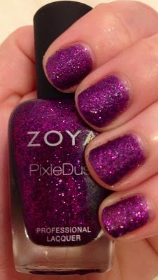 Zoya Carter from the Fall 2013 PixieDust Collection