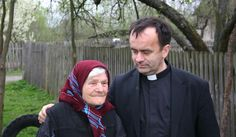 Father Patrick Desbois (here with an elderly witness) is the founder of Yahad-In Unum, an organization that collects information about the mass killing of Jews and Roma in Ukraine and Belarus between 1941 and 1944. Witnesses are interviewed about the mass shootings and where the mass graves are located. Father Desbois estimates that there are no less than one million victims buried in 1,200 graves in Ukraine, and that only one-third of Ukrainian territory has been searched for such graves.