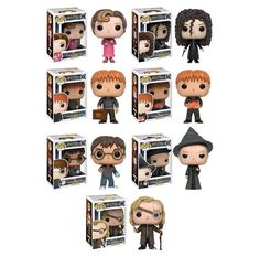 Harry Potter Funko Pops Series 3 is Coming Soon!!!