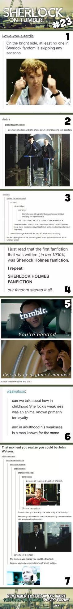 Sherlock On Tumblr #23