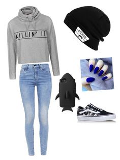"""""""Untitled #1"""" by apmankin ❤ liked on Polyvore featuring mode, G-Star, Ally Fashion, Vans et STELLA McCARTNEY"""