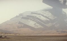Selling: slightly used Imperial II–class Star Destroyer.  Previously (slightly) owned by a navigator of a spice freighter, this vessel has been sitting on my moisture farm and needs to be removed before next year's harvest. I just haven't had time to give this classic the attention it deserves and my loss is someone else's gain!  1600 meters in length this bad boy has a maximum atmospheric speed of 975 km/h and an acceleration of >2,300 g. It's got a Class 2 hyperdrive system still in…