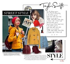 """""""Taylor Swift Street Style"""" by dop37 ❤ liked on Polyvore featuring Boohoo, 070 St., malo, Elizabeth and James and NARS Cosmetics"""