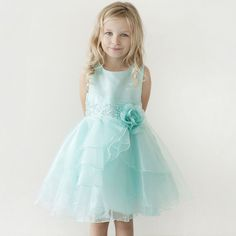 >> Click to Buy << 2017 Casual Flower Girl Dresses For Wedding Pageant Pearl Bow Lace Communion Summer Dress Girls Junior Child Bridesmaid Vestido #Affiliate