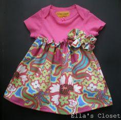 ONESIE DRESS | Ella's Closet