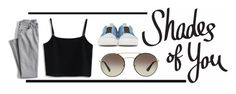 """Shades of You: Sunglass Hut Contest Entry"" by megmatsuyama ❤ liked on Polyvore featuring Prada, Chicwish, Lands' End, Pierre Hardy and shadesofyou"