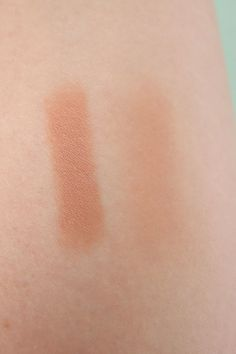 Bite Beauty Multistick in Blondie, swatched. http://beautyeditor.ca/2016/08/23/bite-beauty-multistick