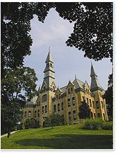 Kansas City/Parkville MO, this is from Park University, where my mother went to school.